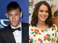 Neymar atende pedido para reatar com Bruna Marquezine e se afasta de farras