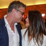 Pally Siqueira mantém relação com Fabio Assunção e nega fim de namoro: 'Boato'