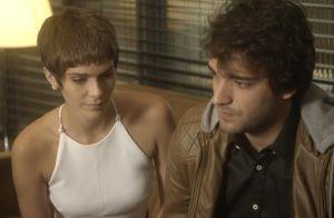 Capítulo deste sábado de 'A Lei do Amor': Letícia pede que Pedro a leve ao altar