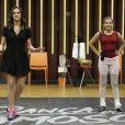 Luana Marquezine teve ajuda de Bruna Marquezine quando participou do 'Dancinha dos Famosos'