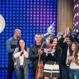Bruna e Luana Marquezine levaram para casa o troféu de campeã do 'Tamanho Família'