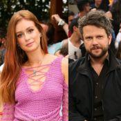 Marina Ruy Barbosa elogia Selton Mello: 'Adoraria atuar ou ser dirigida por ele'