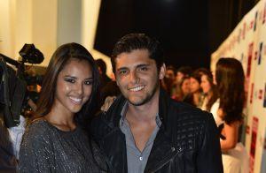 Grávida, Yanna Lavigne acaricia barriga ao lado de Bruno Gissoni: 'Madalena'