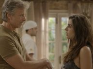 'Sol Nascente': Milena se revolta com Loretta e pede o pai para tirá-la de casa
