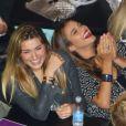 A atriz e a filha de Xuxa Meneghel são muito amigas e apareceram juntas também em vídeo