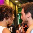 O namoro de Camila Pitanga e Igor Angelkorte chegou ao fim, disse o colunista Leo Dias, no programa 'Fofocando', desta terça-feira, 10 de janeiro de 2017