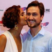 Camila Pitanga e Igor Angelkorte negam fim de namoro.'Sem crise', diz assessoria