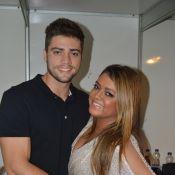 Preta Gil anuncia que está noiva do personal Rodrigo Godoy: 'Feliz da vida!'