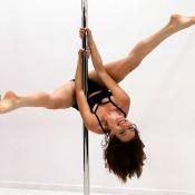 Vídeo: Bianca Müller, a Analu da novela 'A Lei do Amor', arrasa no pole dance