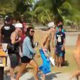Justin Bieber está no Panamá com alguns amigos