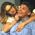 Leonardo Vieira reestreia no teatro como marido de Bianca Rinaldi, após prestar queixa em delegacia contra a homofobia
