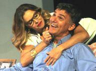 Após polêmica, Leonardo Vieira reestreia no teatro como marido de Bianca Rinaldi