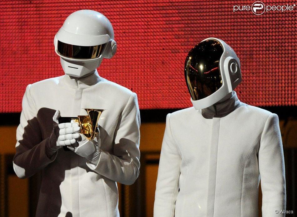 Daft Punk foi o grande vencedor do Grammy 2014, em 26 de janeiro de 2014