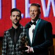 Macklemore & Ryan Lewis também são destaque no Grammy Awards 2014 e ganham o prêmio Artista Revelação