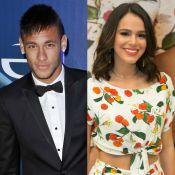 Bruna Marquezine teria criado perfil privado para trocar mensagens com Neymar