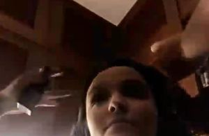 Larissa Manoela aparece com cabelo escuro em filme: 'Tinta em spray'. Vídeo!