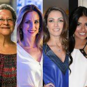 Ex-BBB Geralda confunde Ana Furtado com Patrícia Poeta e diverte Munik na TV