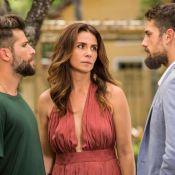 'Sol Nascente': Mario confronta Cesar e conta sobre lavagem de dinheiro a Alice