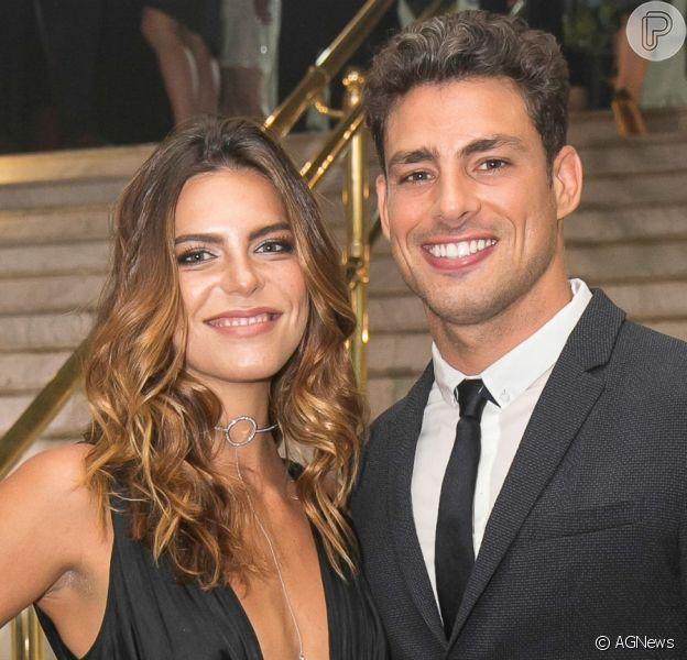 Mariana Goldfarb, namorada de Cauã Reymond, recebeu a prosposta da revista 'Playboy' para posar nua