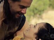 'A Terra Prometida': Iru e Jéssica engatam namoro após se beijarem pela 1ª vez