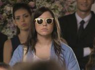 'A Lei do Amor': veja fotos de Marina/Isabela no casamento de Letícia e Tiago