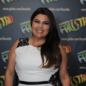 Fabiana Karla quer emagrecer 10 kg após 'Amor à Vida': 'Melhor nas roupas'