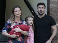 Fernanda Rodrigues vai para hospital com filho de 10 meses nos EUA: 'Desespero'