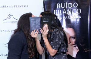 Letícia Lima vai com Ana Carolina ao aniversário da mãe da cantora: 'Só alegria'