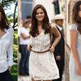 As Helenas de 'Em Família' em suas diferentes fases: Julia Lemmertz, Bruna Marquezine e Julia Dalavia