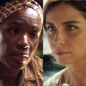 Novela 'Sol Nascente': Chica revela a Alice que Cesar é o culpado pela explosão