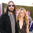 Kate Hudson foi casada por sete anos com Chris Robinson, vocalista da banda de rock 'The Black Crowes'