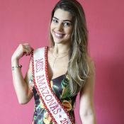'BBB17': advogada Vivian Amorim, de 23 anos, é Miss Amazonas 2012