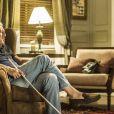 César cortou relações até com a filha, Paloma (Paolla Oliveira) durante a novela 'Amor à Vida'