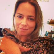 'Em Família': Para viver a vilã, Vivianne Pasmanter vence o seu medo de cobras
