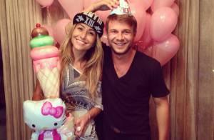 Sabrina Sato ganha festa surpresa de aniversário com o tema da Hello Kitty