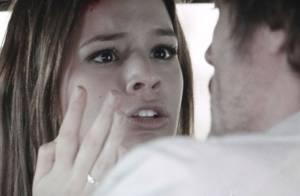 'Em Família': grávida, Helena sofre acidente durante briga e termina com Laerte