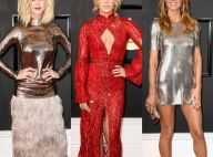 Famosas apostam no metálico e em rendas para o Grammy 2017. Veja os looks!