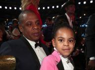 Blue Ivy, filha de Beyoncé, esbanja estilo vestida de Prince no Grammy. Fotos!