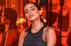 Anitta revela o motivo para as restrições nos seus looks: 'Bunda grande'