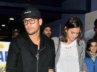 Bruna Marquezine comenta foto romântica postada pelo namorado, Neymar: 'Te amo'