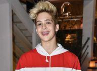 João Guilherme, ex de Larissa Manoela, exibe cabelo loiro em festa em SP. Fotos!