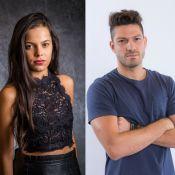 Mayla se irrita com Luiz Felipe em discussão pós-'BBB17': 'A gente não ficou'