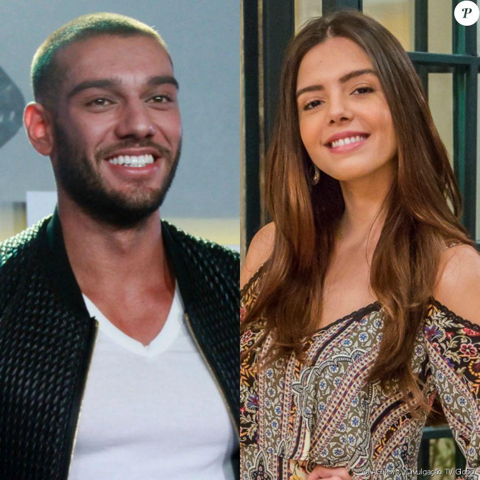 Lucas Lucco vai despertar o interesse de Giovanna Lancellotti, na reta final da novela 'Sol Nascente'
