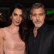 Grávida de gêmeos, mulher de George Clooney já sabe sexo. 'Casal', diz mãe dele