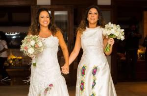 Daniela Mercury e Malu Verçosa vão se casar novamente em duas festas na Europa