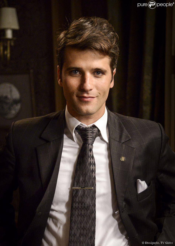 Franz (Bruno Gagliasso) é libertado, em 'Joia Rara', em 17 de fevereiro de 2014