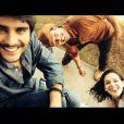 Em cena, Nando formou um triângulo amoroso com Bruna Marquezine e Guilherme leicam, de quem se tornou amigo