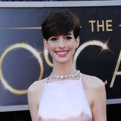 Anne Hathaway vai apresentar Oscar 2014 ao lado de Jennifer Lawrence