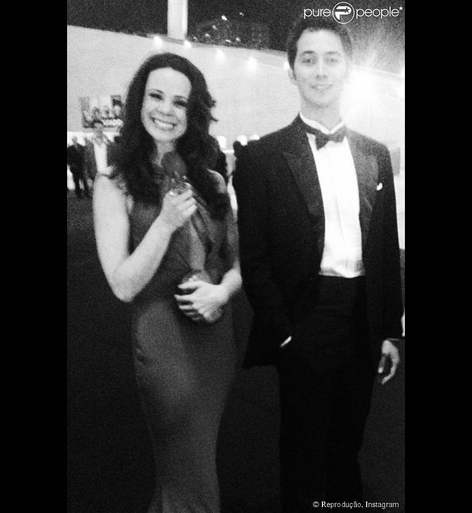 Vanessa Gerbelli e Gabriel Falcão estão namorando. 'Estamos juntos', disse o ator ao Purepeople