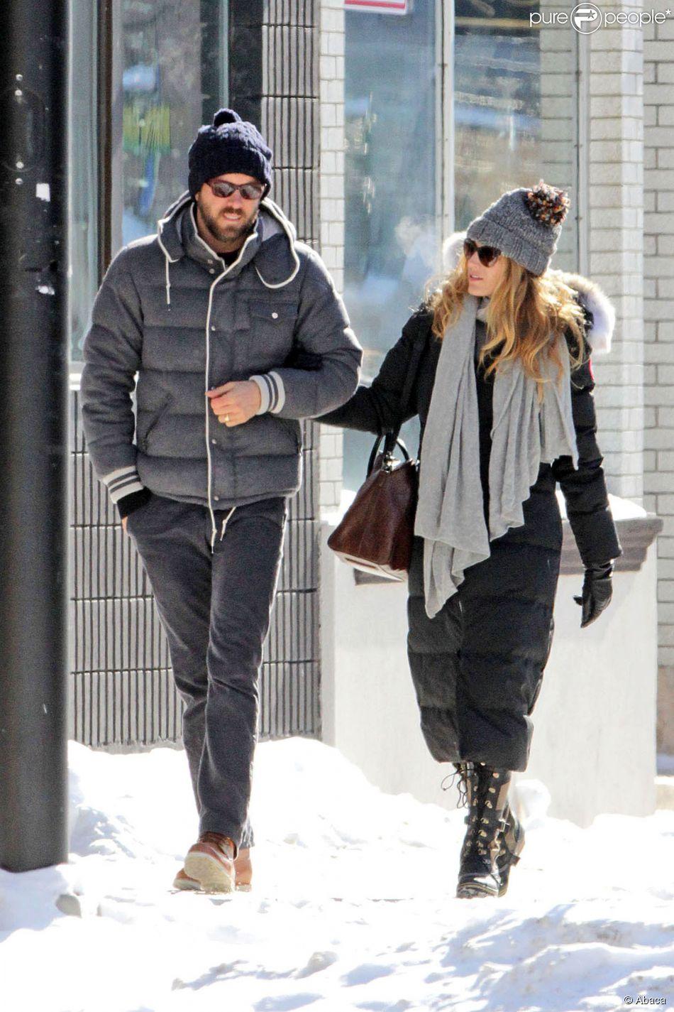 Ryan Reynolds e Blake Lively se casaram em setembro de 2012